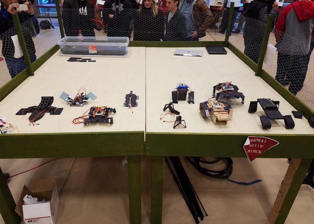 Asu Robotics Asu Robotics